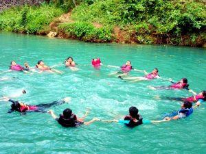Lokasi Objek Wisata Pangandaran
