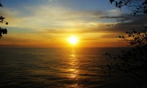 Wisata Alam Pantai Pangandaran