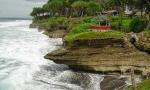 Wisata Pangandaran Batu Hiu
