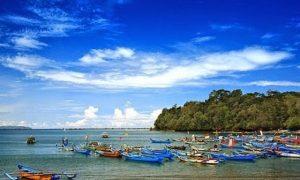 Wisata Pangandaran Beach
