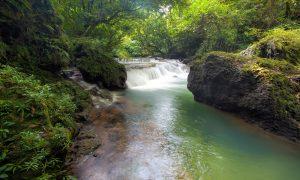0812 9393 9797 Body Rafting Pangandaran Sungai Citumang