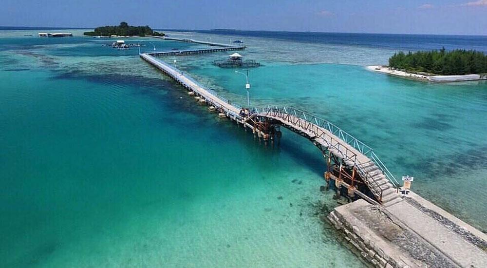 Paket Wisata Pulau Tidung Express Bahari 2D1N Via Kaliadem Muara Angke